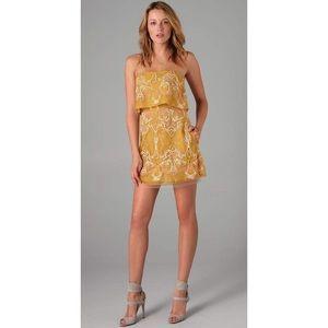 BCBGMAXAZRIA Runway Samantha Tiered Dress